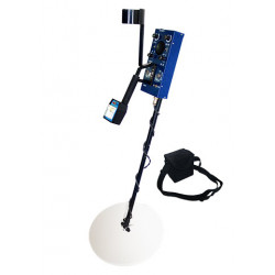 Metal detector ts350 3.5m max 0.6W 9v metal detectors gold jewelry piece currency