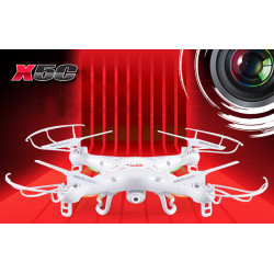 Syma remote controlled quadcopter x5C board camera card microsd radio controlled wireless