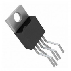 Regulateur ajustable de 2.85 V à 36 V - 2Amp l200c L200