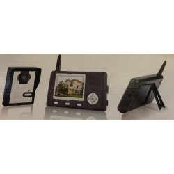 Intercom video-gegensprechanlage kamera farbe wireless security monitoring hause intercom 3,5 wdp02