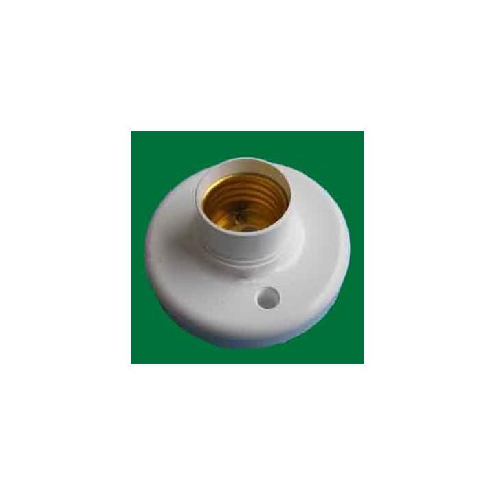 E27 12v 24v socket plastic light lamp holder base ac220v 6a 48v 220v lampholder