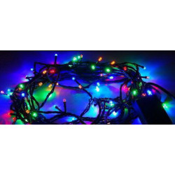 Colorful 100 led 33 feet christmas xmas holiday garden party string light,christmas led light,