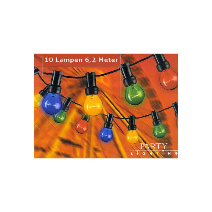 Lichterketten lichterkette bl-10 e-27