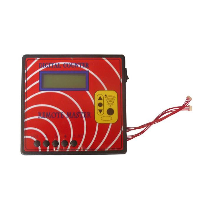 Controllore duplicatore copia remota rf 25mhz radio wireless 1ghz