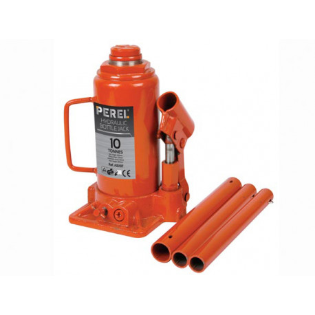 Hydraulic bottle jack - 10 tonnes