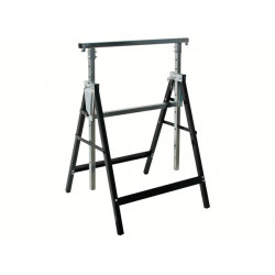 Portable metal sawhorse - max. 180kg/pc