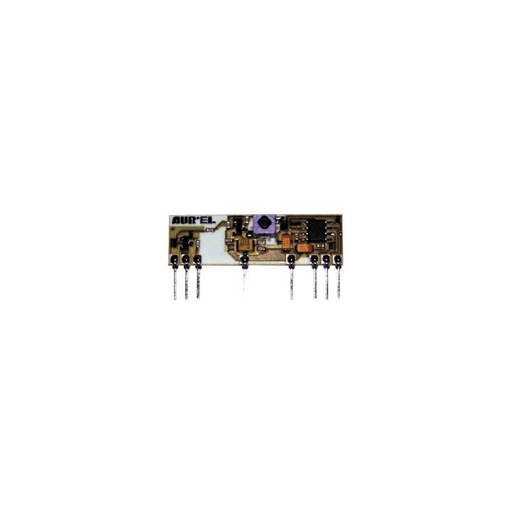 Hf módulo receptor aurel acrx 433,92 mhz 5v