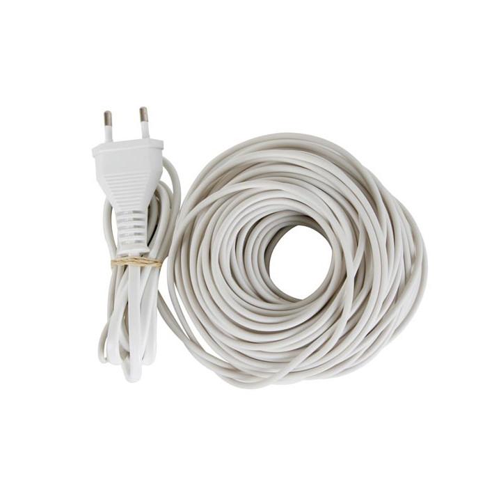Frostschutz elektroheizung kabel 2 x 6m  12m 120-0 kalten gel rohr rohr thermostat-option