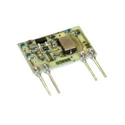 Module radio transmitter 433.92 mhz 5v aurel tx4m-sil with antenna