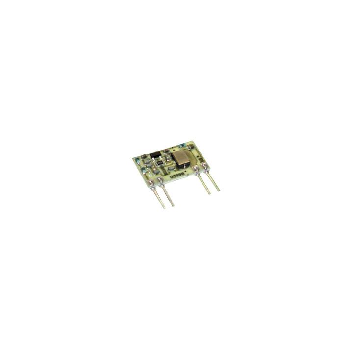 Modulo trasmettitore radio 433.92 mhz 5v aurel tx4m-sil con antenna