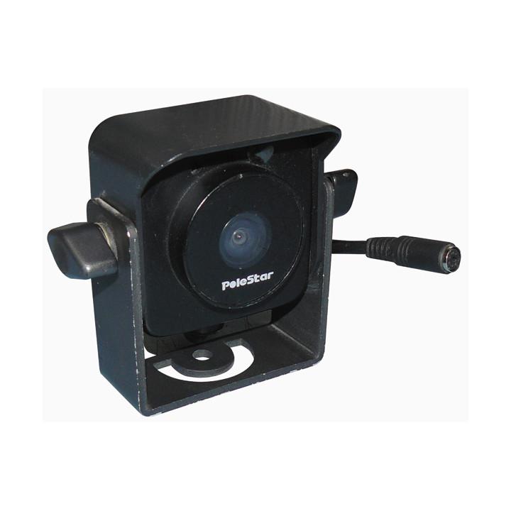 Camara n b 12v 1 3'' + objectivo video 130°+audio estanco reenvasada