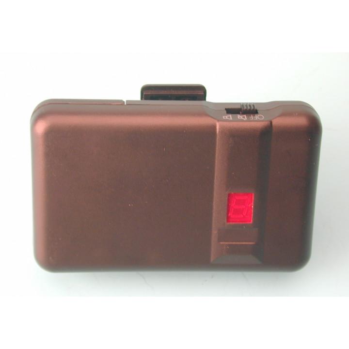 Ricevitore 27mhz 1 canale senza vibratore per trasmettitore cerca persone ps02