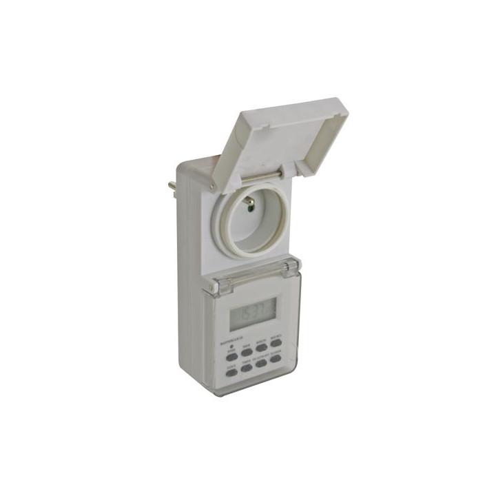 Timer e305wo wasserdicht ip44 220v 230v elektrische zeitschaltuhr zeitschaltuhr