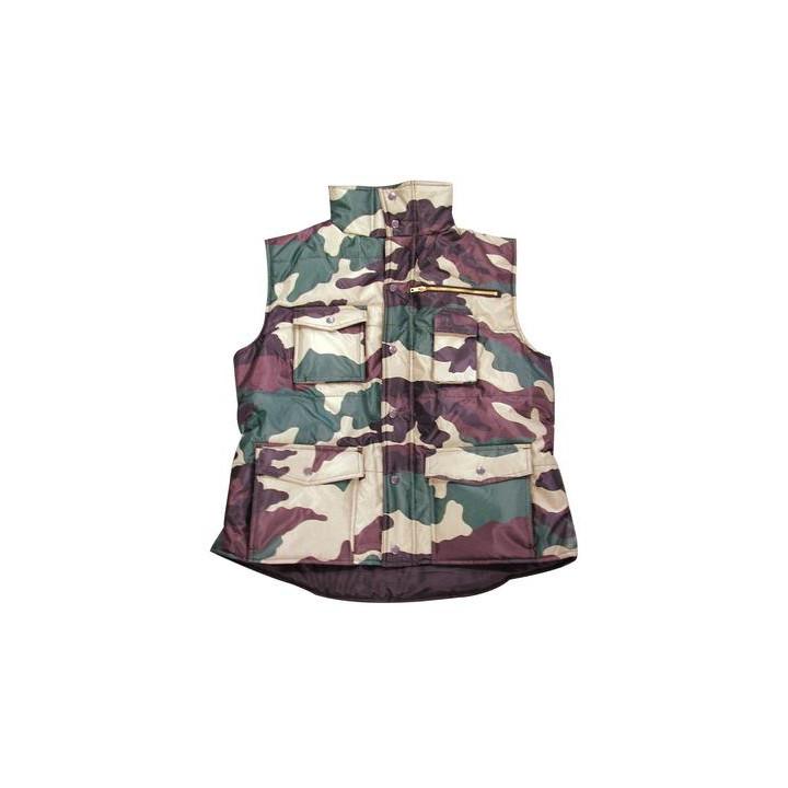 Vest colour vosges hiding vest size xl