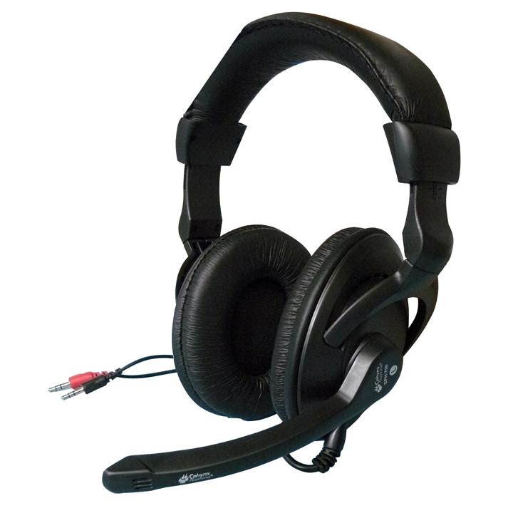 Casque hifi stereo sonorisation sphynx sph 750 micro dj sosph750