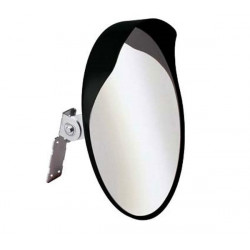Mirror 30cm surveillance mirror unbreakable security circulation mirrors acrylic mirror mirror convex mirrors convex mirror safe