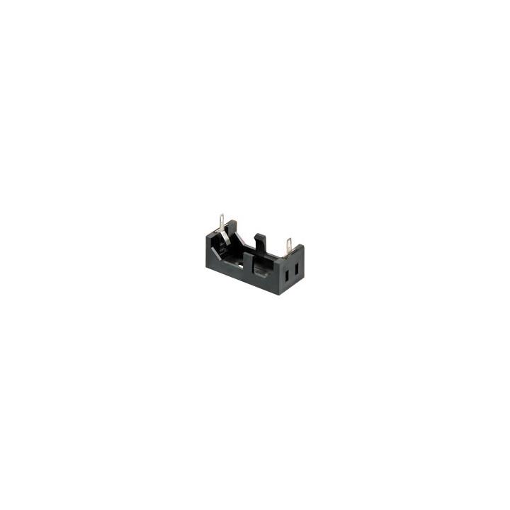 Accoppiatore bulgin bx0123 per 1 batteria di tipo cr123 cr123a albx0123