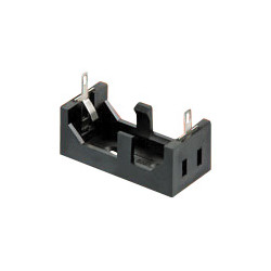 Coupler bulgin bx0123 for 1 cr123 battery size cr123a albx0123