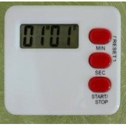 Mini digital kitchen timer,mini lcd digital cooking kitchen countdown timer (99min. 59sec.) with alarm