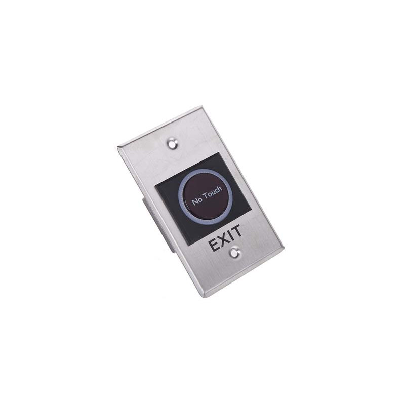 Exit button door opening sensor 12v without ir-contact