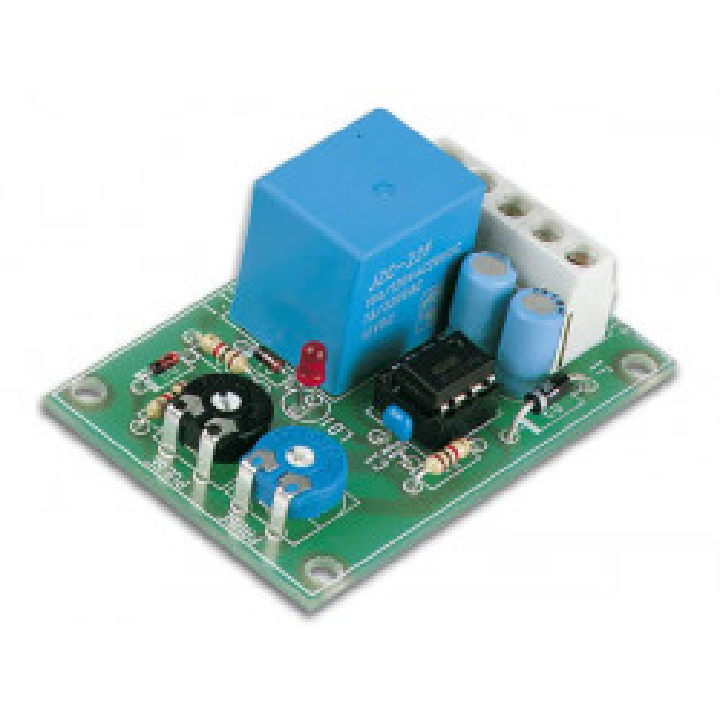 Timer modul 12v pulsintervall zeitrelais 3a vm136 zeit 0,5 bis 5s verzögerung vm136