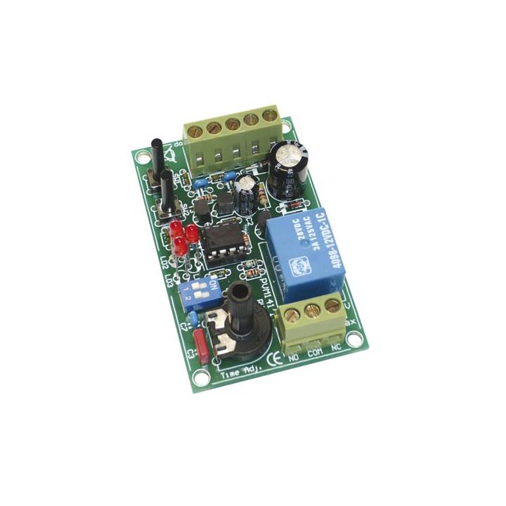 Minuterie marche-arrêt minuteur timer horloge 1s 60h vm141 relais temporisation tempo temporisateur