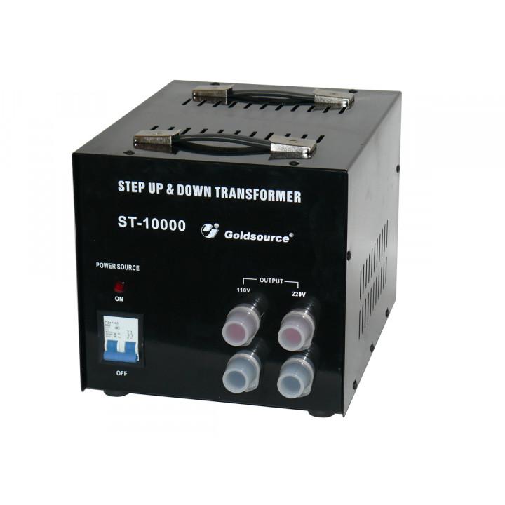 Convertisseur tension 10kw 110v 200v 220v 240v vers 110v ou 220v 10000w st-10000