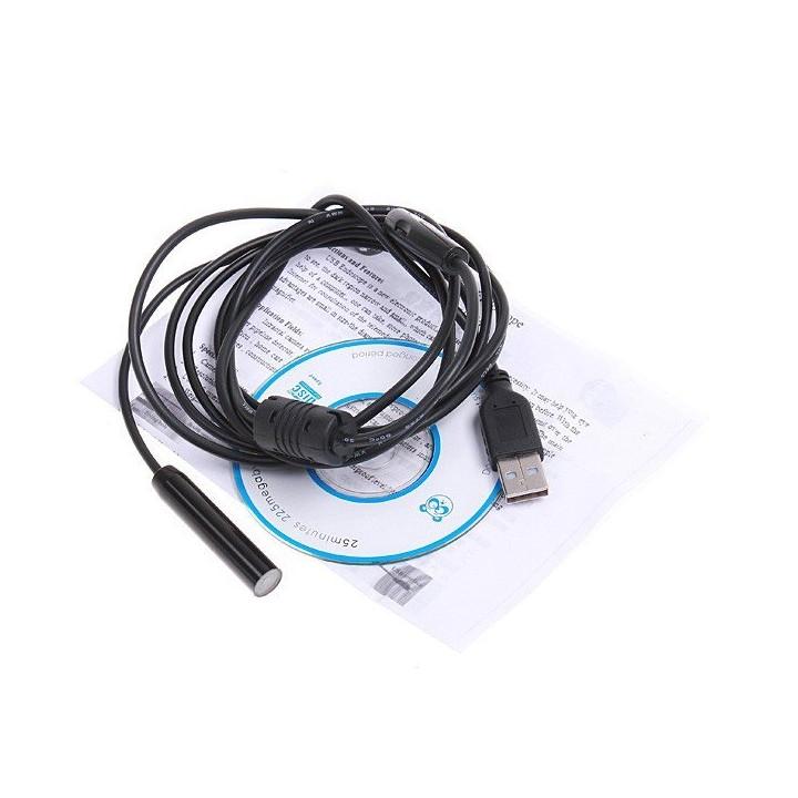 Ip66 endoscopio usb cámara de inspección