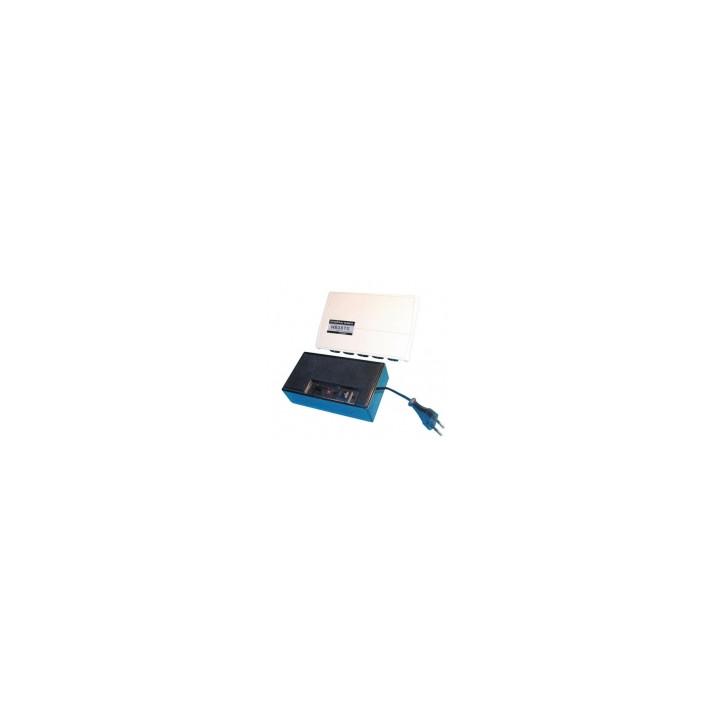 Amplifier tv amplifier 18db television preamplifier kit + 220vac supply tv amplifiers tv amplification system tv preamplifier