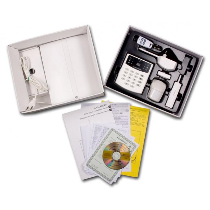 Wireless-alarm-set jablotron jk-16