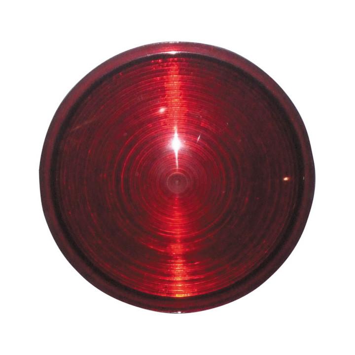 Filtro plastico rojo f2202 f2203 semaforo con 2 bombillas verde rojo circulacion carretera