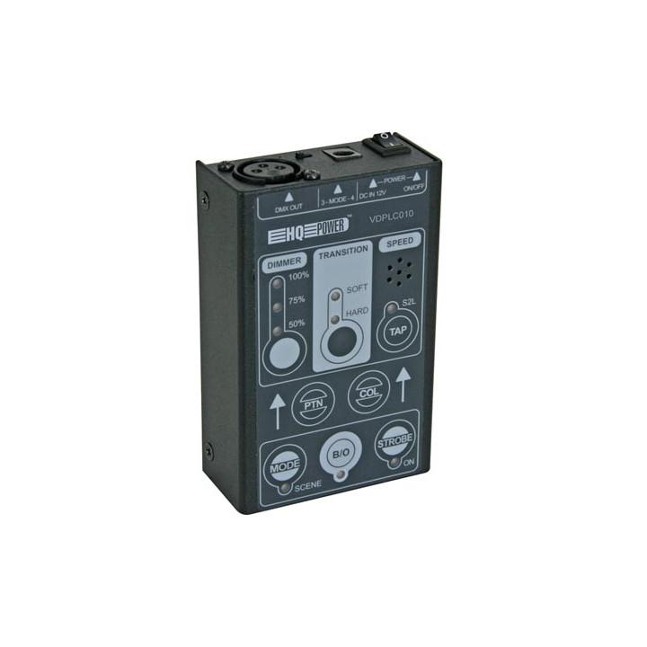 Rgb dmx controlador para la serie pro llevó a vdplc010 vdplp64b2 vdplp64b3 vdplp64c2 vdplp64c3