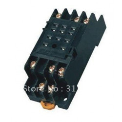 Relay Socket PF113A 11-pin octal base for MK3P-I JQX-10F/3Z JTX-3C H3CR-A 10F-3Z-C2