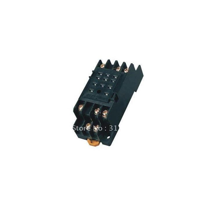 Zoccolo relè PF113A base ottale 11 pin per MK3P-I JQX-10F / 3Z JTX-3C H3CR-A 10F-3Z-C2