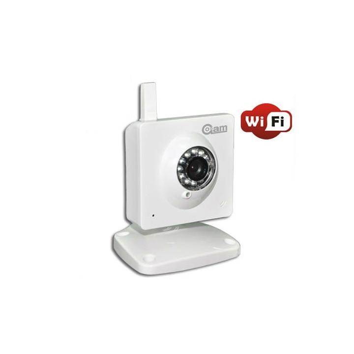 Camera ip wifi vidéo couleur vision nocturne iphone blackberry sans fil réseau nip-011bgpw3a2
