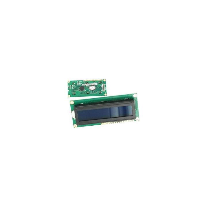 Lcd 2 x 16 c blue backlight oplcd2x16cbl-b