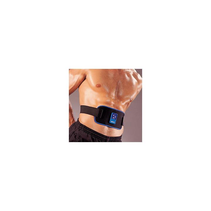 Dispositivo di stimolazione muscolare electro dimagrante cintura dimagrante gel fitness massaggio sport