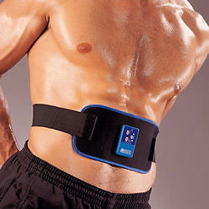 Dispositivo electro estimulación muscular cinturón para adelgazar slimming gel masaje gimnasio sport