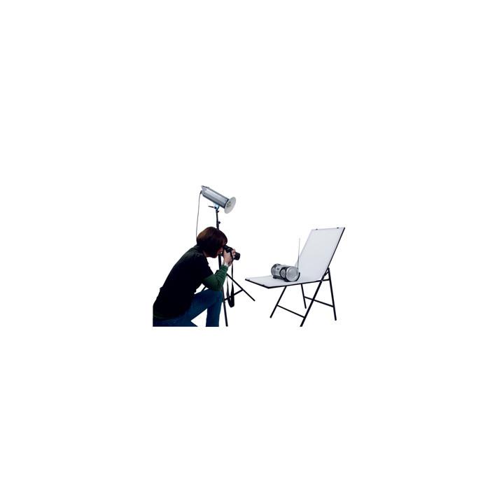 Rápido de tabla de edición de fotos de plexiglás reflector no kn-studio50