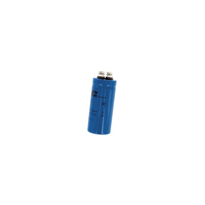 Condensateur chimique c101 63v 10kmf cdc10163v10kmf condo capacité