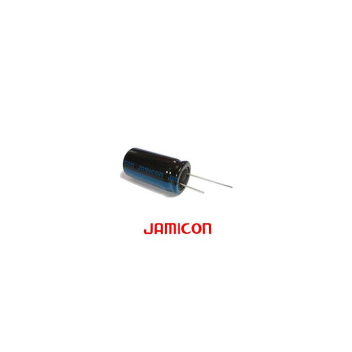 Condensateur jamicon 25v 1kmf 5,08 cdr1j25v1kmf5 condo capacité