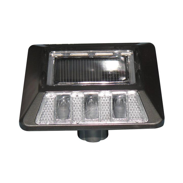 Solar-straße gestüt licht führte garten licht kathodischen straße und ip66