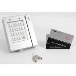 Acs707 drive standalone magnetic card access control enforcement automation clocking cards card