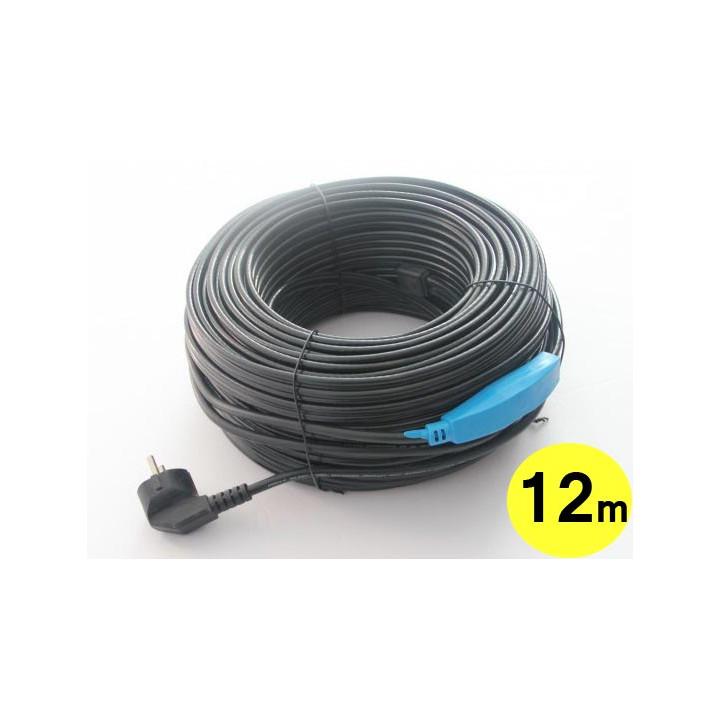 Frostschutz elektroheizung kabel 12m shpt-12m rohr mit wasserschlauch thermostat