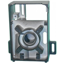 Frame for electric motor sliding electric motor 1010 or 600, accessory for automatic gate frame for electric motor