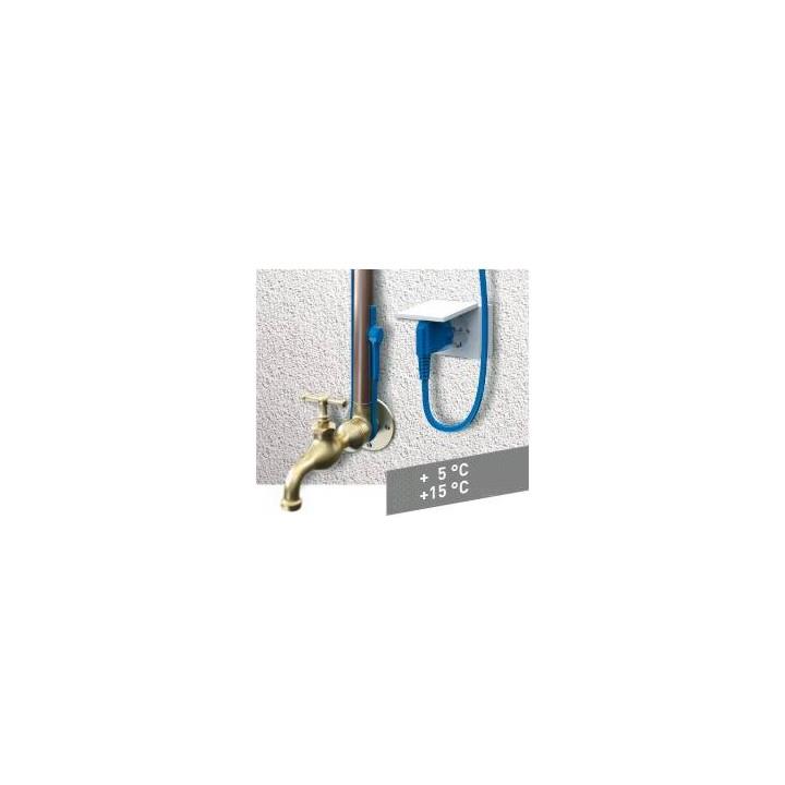 Antigelo riscaldamento elettrico cavo di tubo cavo di aquacable-1 con termostato tubo dell'acqua