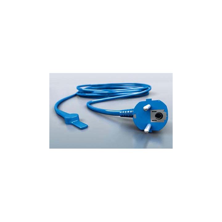 Cable chauffant thermostat antigel aquacable-24m anti gel canalisation tuyau eau cordon electrique