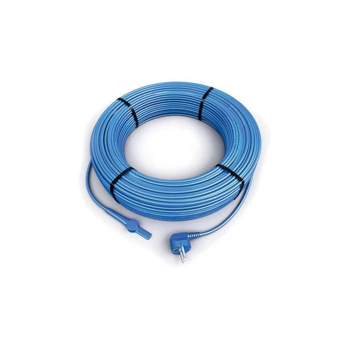 Cable chauffant anti gel thermostat antigel aquacable-3m canalisation tuyau eau cordon electrique