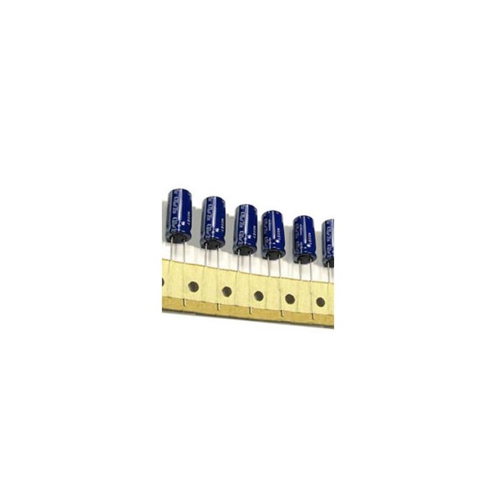 25v capacitor radial 85 ° 1kmf 5.08