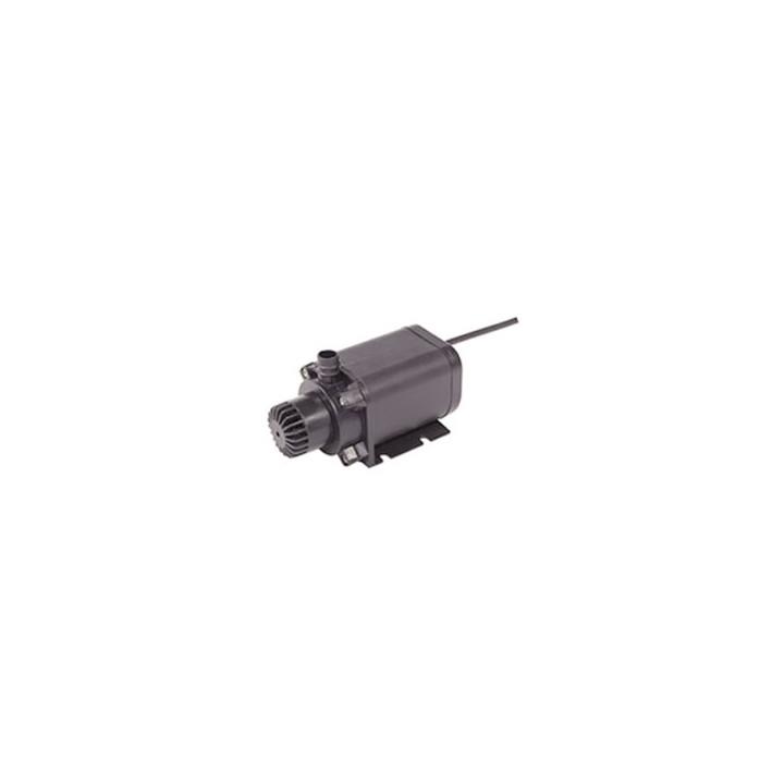 Pompa sommersa 2l5/min 6-12v dc/0,6 a.